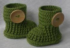 Resultado de imagen para escarpines a crochet