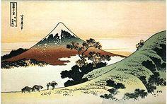 Hokusai fuji