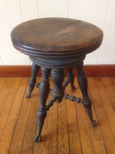 ANTIQUE HD BENTLEY CAST IRON PIANO STOOL EARLY 1900?? 3 FOOTED get it b4 gone | $ eBay World $ | Pinterest | Piano stool & ANTIQUE HD BENTLEY CAST IRON PIANO STOOL EARLY 1900?? 3 FOOTED get ... islam-shia.org