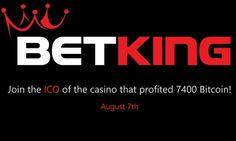 PR: BetKing ICO Raises Over $1200000 In Pre-sale