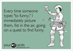 Where is that funny anyway? | Community Post: 25 Jokes And Puns No Grammar Nerd Can Resist