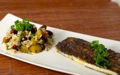 Jamaican Jerk Trout | eatfish.ca