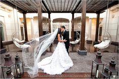 Weddings at Eau Spa at The Ritz-Carlton, Palm Beach