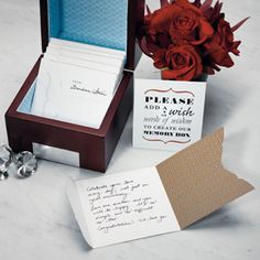 'Well Wishing' Stationery Set
