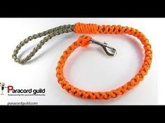 In this tutorial I will show you how to make a paracord dog leash. I highly recommend that you couple this tutorial with the article below, for it does have ...