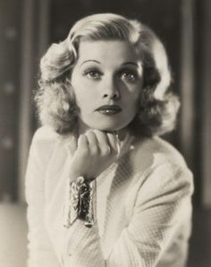 Lucille Ball! My favorite actress! :) Such a beauty and an excellent actor at that! :) I adore her :)