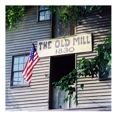 The Old Mill - Delicious country cooking at this restaurant that you will love! #restaurant