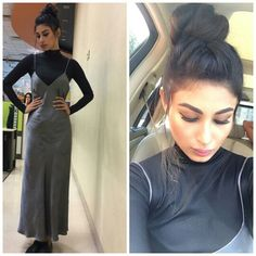 Mouni Hottest Tv Actresses, Mouny Roy, Deepika Padukone Style, Beautiful Girl Photo, Girls Life, Hair Highlights, Indian Actresses, Girl Photos, Girl Hairstyles