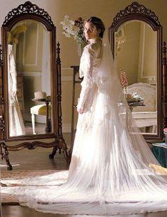 Tocados Le Touquet: los vestidos de Alicia