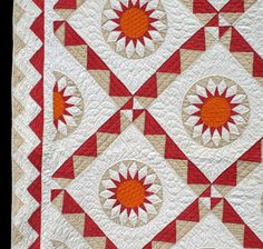 From the Quilt Complex.  Unknown Quilt Maker  Collected in California  66 x 79 inches  Circa 1880  Cottons