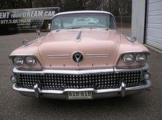 1958 Buick Special Riviera 4 Door For Sale St. Cloud, Minnesota