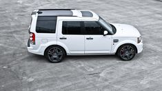 Vogue Your Discovery with the Latest KAHN Style Land Rover Discovery 2015, 2015 Honda Fit, Kahn Design, New Land Rover, Range Rover Supercharged, Best Suv, Bmw Alpina, Jaguar Land Rover, City Car