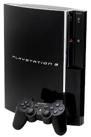 I like to play on the Playstation 3