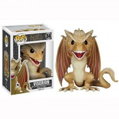 Game of Thrones Pop! Television Viserion 6