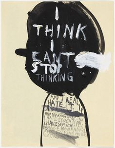 I think i can't stop thinking / Chris Johnson