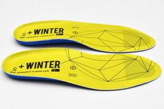 Do you get cold feet about getting outdoors and exercising in the colder months? The +Winter heated insoles could get you up and moving. #exercise #fitness #technology
