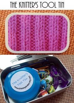 Great gift idea using an Altoid Tin!