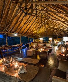 Editors' Picks: The Best Safari Lodges and Camps in Africa - Condé Nast Traveler Chitabe Botswana Tulum, Wood Walkway, Walkway Ideas, Okavango Delta, Luxury Camping, Luxury Travel, Africa Travel, Architecture, Lodges