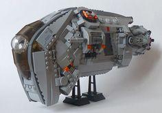 Небольшой космический аппарат (в процессе строительства)7 | Flickr - Photo Sharing!