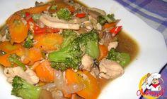 Resep Cah Sayuran Lada Hitam, Menu Vegetarian Sehari-Hari, Club Masak