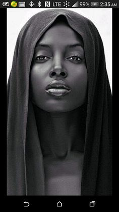 Black is beyond beautiful...