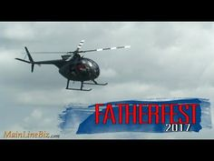 """Every year on Father's Day the American Helicopter Museum and Education Center hosts FatherFest, a great day to honor Dad for all he does. What better way to say """"Thank you'"""" than an awesome helicopter ride (for an additional cost)? We also have antique cars and motorcycles, food trucks, games for children, vendors and music. This year's FatherFest will be Sunday, June 18, 10 am-3 pm. We are pleased to host """"Take Me Home Huey,"""" Steve Maloney's mixed-media sculpture composed of a transformed…"""