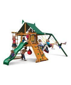 Another great find on #zulily! High Point Playset #zulilyfinds