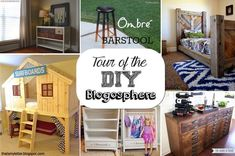 Free step-by-step DIY plans showing you exactly how to build a farmhouse buffet in a weekend with common power tools. No woodworking experience required, Coffee Table Plans, Outdoor Coffee Tables, Potting Bench Plans, Diy End Tables, Diy Farmhouse Table, Diy Furniture Projects, Wood Projects, Floating Shelves Diy, Wooden Diy