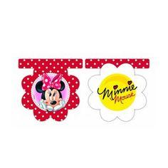 Minnie & Daisies Bayrak Afiş