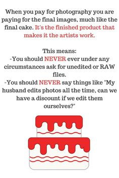 #10 ways to respect your photographer (1b)