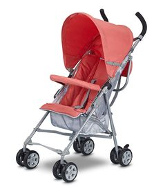 Love this Zooper Canyon Red Zooper Stomp Umbrella Stroller by Zooper on #zulily! #zulilyfinds