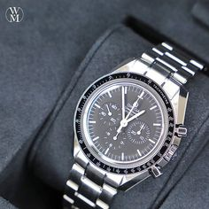 Omega Speedmaster Moonwatch Facts: - The Speedmaster was originally created for racing and named after the Tachymeter that is still included in its bezel. - It is actually a myth that the Speedmaster is the only watch that made it to the moon. It has been documented that David Scott wore a Waltham during the Apollo XV mission. - The Speedmaster has not only been present during the first moon landing! Edward H. White also wore one during the first NASA spacewalk. - White died tragically when…