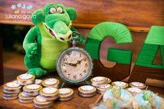 Encontrando Ideias: Festa Peter Pan!!