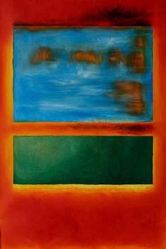 mark rothko violet green and red 8187 paintings