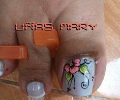 Pedicure Nail Art, Toe Nail Art, Toe Nails, Cute Pedicure Designs, Toenail Art Designs, Purple And Pink Nails, Cute Pedicures, Nail Art Videos, Nail Art Hacks