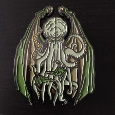 @arcadecult got the dark lord #cthulhu!!    (Posted by https://bbllowwnn.com/) Tap the photo for purchase info. Follow @bbllowwnn on Instagram for more great pins!