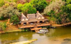 Royal Zambezi Lodge was built by a family with in-depth knowledge & love of Africa. Our vision is to help people, enjoy the best that Africa has to offer. National Parks, Cabin, Luxury, Architecture, House Styles, Building, Places, Passive Cooling, Jet Plane