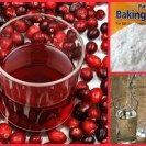 A húgyúti fertőzések kezelése antibiotikum mellőzésével Chocolate Fondue, Baking Soda, Cherry, Pure Products, Fruit, Desserts, Food, Tailgate Desserts, Deserts