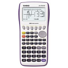 Casio 9750Gii Graphing Calculator, 21-Digit Lcd - FREE SHIPPING
