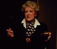 Elaine Stritch, February 2002