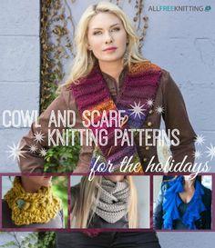 A Knitters Gift Guide: 8 Homemade Gift Ideas eBook   AllFreeKnitting.com
