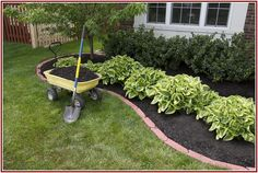 Crewy Pictures Of Landscaped Front Yards