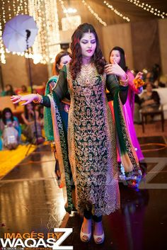Pakistani wedding, Pakistani bridal dress. #lahore