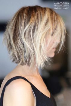 I want this blonde