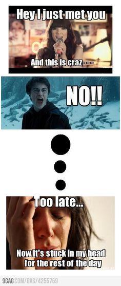 Hahahaha! No kidding! :P