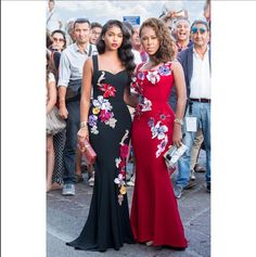 "So, we're kind of in love with Marjorie and Lori Harvey's mother-daughter style. We all know Marjorie is a fashion killer, but there's just something special that happens when she and her daughter get together for a moment of two times the slayage. Here are the moments that left us saying, ""Seriously? How? Goals."""
