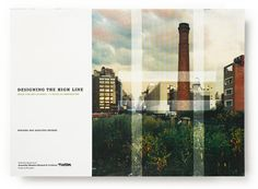 The High Line Identity by Pentagram , via Behance