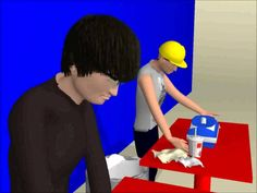 """2013 FRC Safety Animation Award (Winner): """"Chain Reaction"""" by Team 245"""