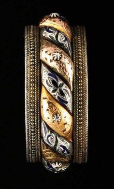 bracelet appel lune et soleil rgion de ouezzame ou ttouan sur lanneau