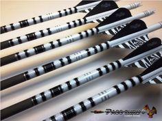 custom carbon arrows,custom archery arrows,custom arrows,custom built arrows,custom made arrows,archery,custom cresting,arrow wraps,bowhunting -